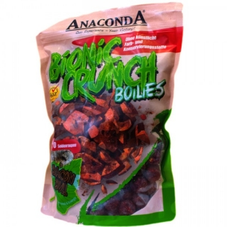 Boilies Anaconda Bionic Crunch Boilies 1kg 20 mm - Chicken on the Beach